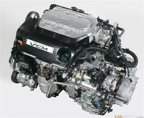 2008 honda accord v6 engine details photos caradvice