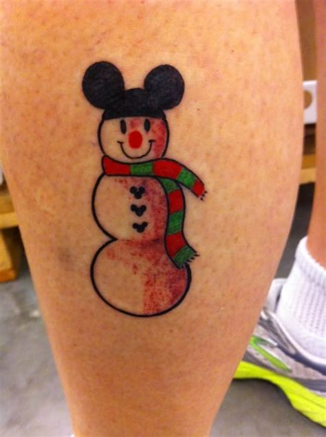 snowman tattoo 17 best images about designs i on