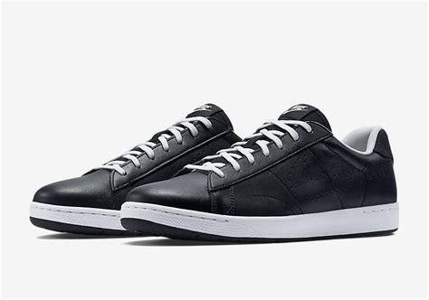 Sneaker Casual Pria Adidas Gragon Black Original Premium nikecourt brings black leather to the tennis classic ultra sneakernews