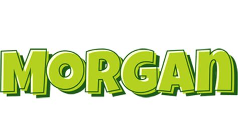 coloring pages of the name morgan morgan logo name logo generator smoothie summer