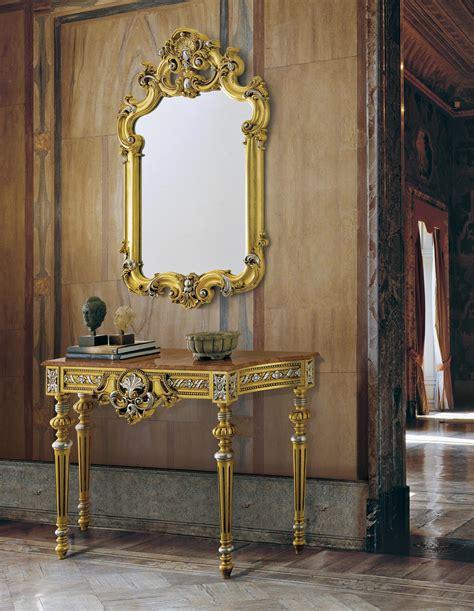specchi per console prodotti specchiere e consolle ballabio italia s a s