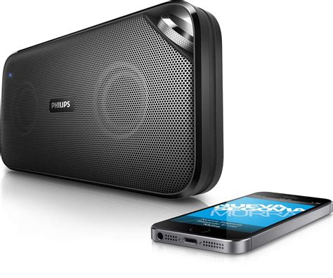 Speaker Bluetooth Nfc philips wireless bluetooth speaker w nfc pairing built