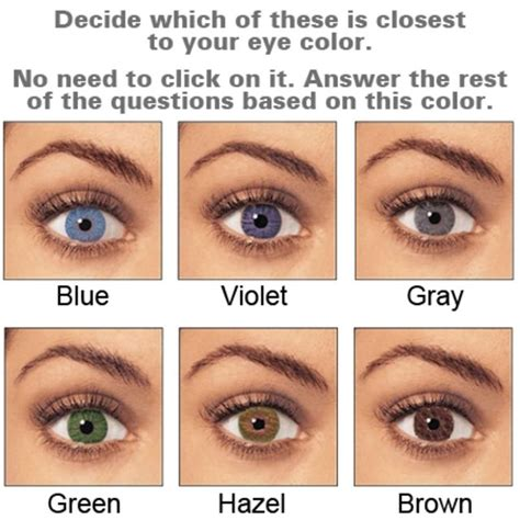 eye color the gallery for gt hazel eye color chart