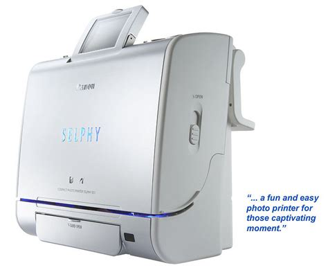 Caxon Easy Planner looks canon selphy es 1 photo printer