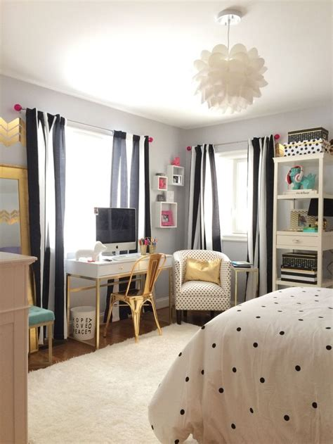 black and white teenage bedroom 25 best ideas about black white gold on pinterest black