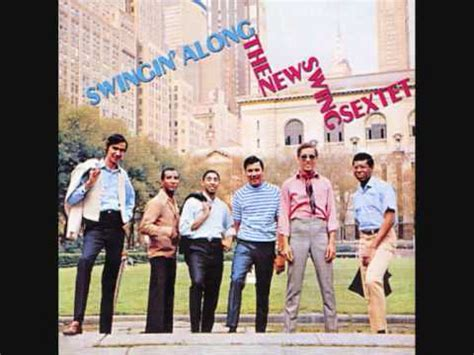 the new swing sextet new swing sextet el nuevo swing les toca youtube