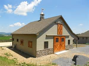 Pole Barns Pa Custom Pleasure Barn Precise Buildings