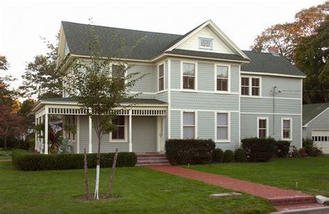 southold historic house renovation exterior