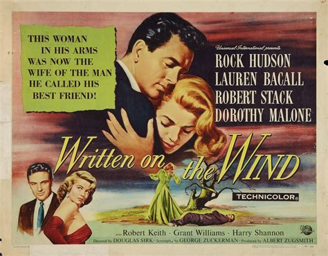 Written On 1956 written on the wind genres the list