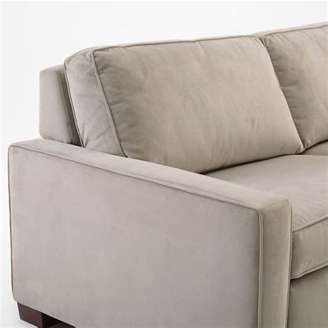 henry sectional sofa henry 174 2 chaise sectional west elm