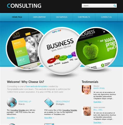 A New Collection Of Free Html5 And Css3 Templates Page 2 Custom Html Website Templates