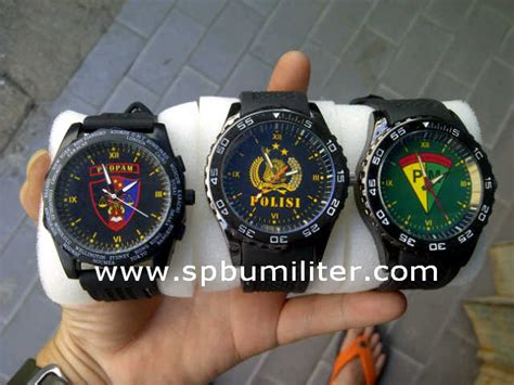 Senter Tentara jam tangan militer spbu militer