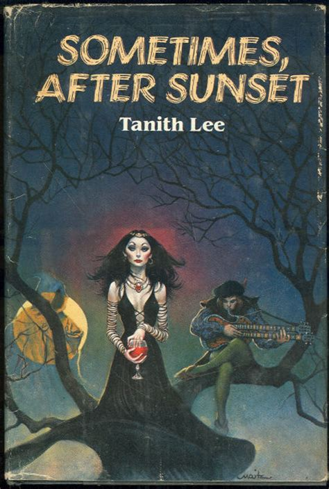 just after sunset stories books on the recent passing of author tanith morris