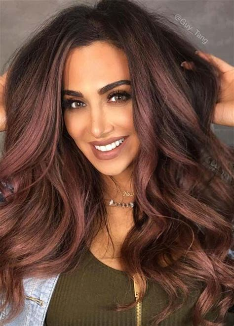 auburn hair color black 100 hair colors black brown