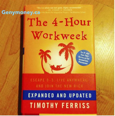 Trashionista Recommends Expanded Books by The 4 Hour Workweek Expanded And Updated Book Review