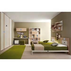 camerette per due camerette per ragazzi due letti idee per il design della