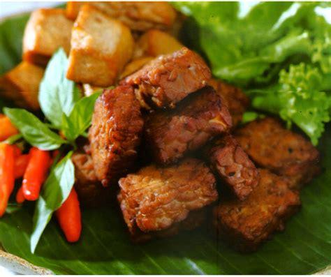 cara membuat tempe bacem pakai air kelapa resep tempe bacem masakan khas indonesia
