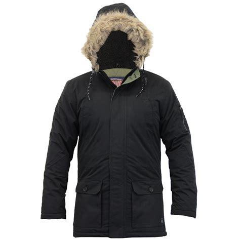 laundry design winter coats mens jacket tokyo laundry parka coat hooded sherpa lined
