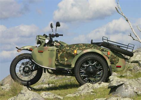 Ural Motorrad Ranger by Ural Ranger Gets Efi Motorbike Writer