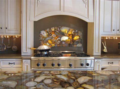 kitchen stone backsplash 30 trendiest kitchen backsplash materials kitchen ideas
