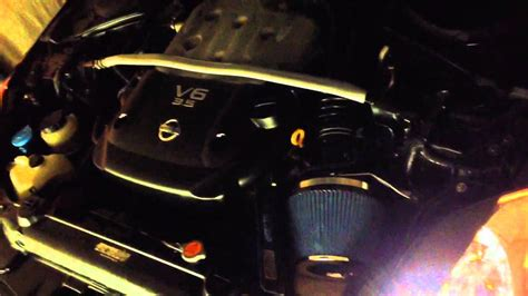 how to install jwt pop charger g35 new jwt pop charger intake 2003 nissan 350z youtube