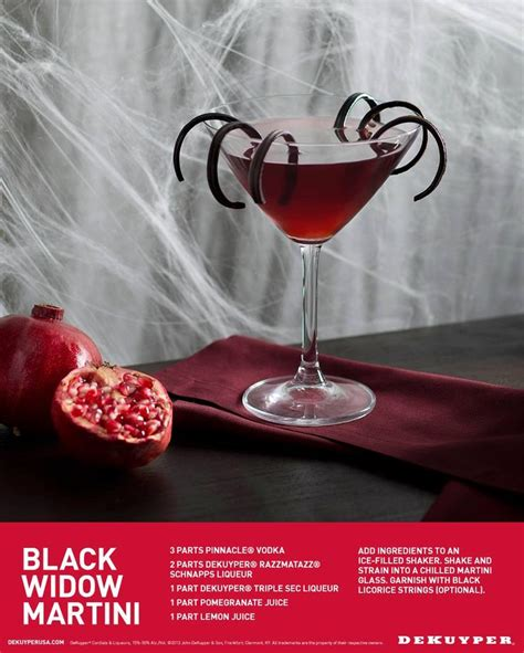 black widow martini check out black widow martini it s so easy to to
