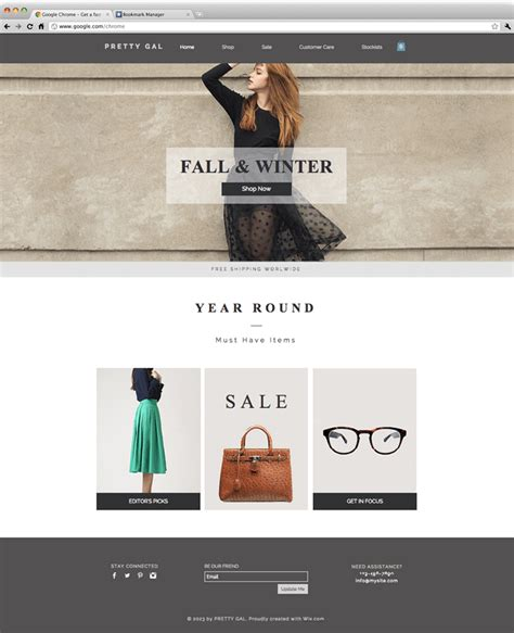 10 Free Creative Website Templates With Killer Design Wix Website Templates For Sale