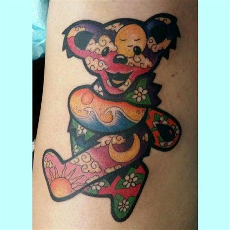 tattoo new years eve 355 best greatful dead tats art images on pinterest