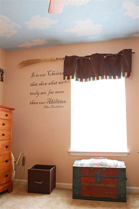Harry Potter Inspired Nursery In Harry Potter Themed Nursery Say What For The Home