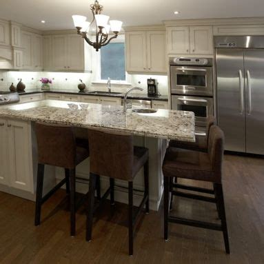 kitchen island seats 4 island seating design ideas pictures remodel and decor