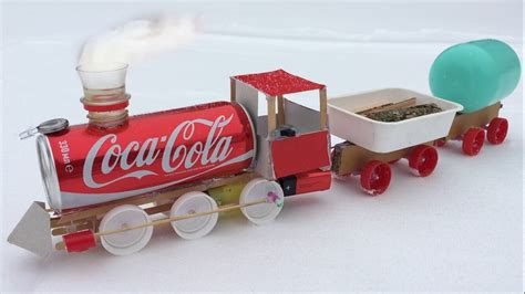 How Do You Make A Car Out Of Paper - how to make a electric car out of coca cola can