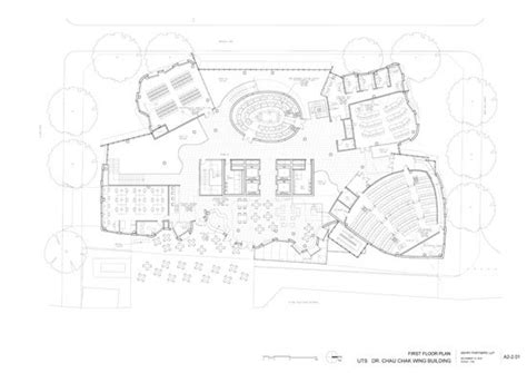 frank gehry floor plans dr chau chak wing building frank gehry archdaily