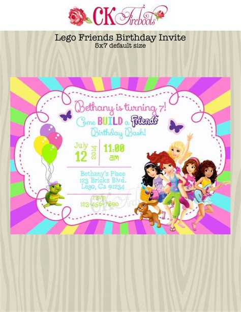 lego friends card template 17 best images about s lego friends on