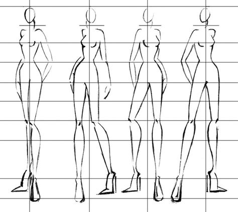 9 heads a guide to drawing fashion 3rd edition nancy how to draw fashion design sketches step by step www