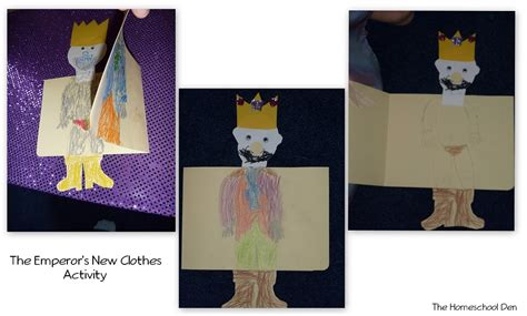 clothes craft for ages 2 6 tale unit homeschool den