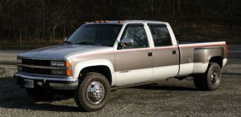 1993 chevrolet silverado 3500 dully 4x4 crew cab western hauler totally rebuilt for sale in find used 1993 chevrolet 3500 silverado 4wd 4x4 k3500 crew cab dually in centreville virginia