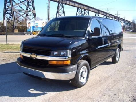 how make cars 2008 chevrolet express 2500 transmission control purchase used 2008 chevy express 2500 cargo van w power pack one owner fleet maintained v in