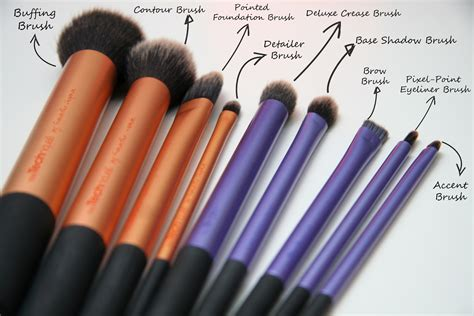 Beauty Review Real Techniques Make Up Brushes The Red Style | real techniques brushes trendnet