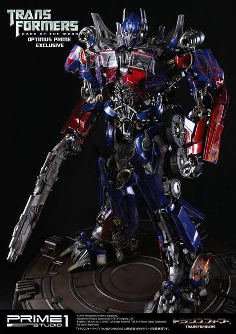 Prime 1 Studio Exclusive Transformers Dotm Bumblebee Statue prime1 studios of the moon optimus prime statue www