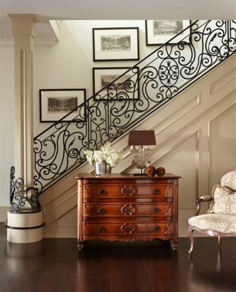 kommode für badezimmer design treppe flur