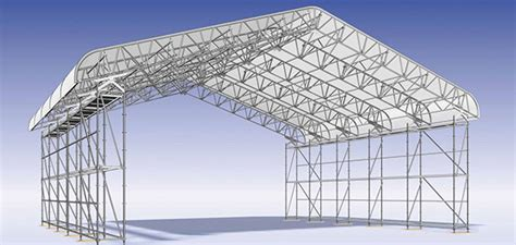temporary roof scaffolding systems