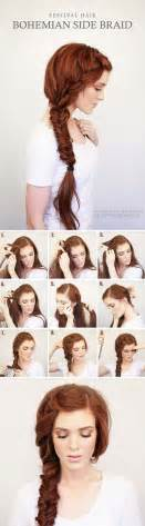 easiest type of diy hair braiding 40 of the best cute hair braiding tutorials diy projects