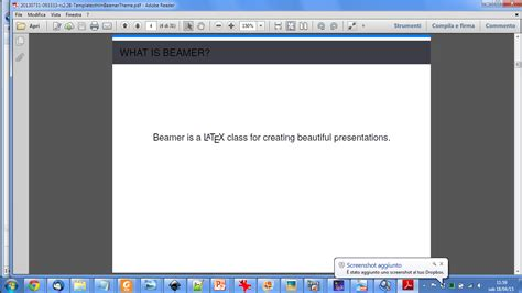 beamer themes not found beamer theme not expected behaviours using different pdf