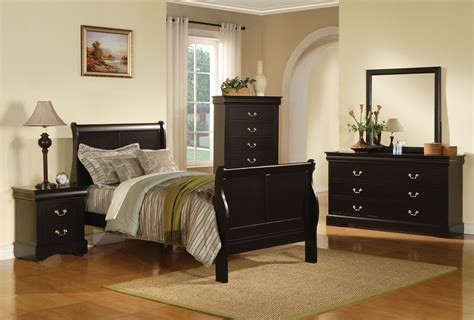louis philippe iii sleigh bedroom set gray bedroom kids bedroom sets louis philippe iii 5 pc kids bedroom