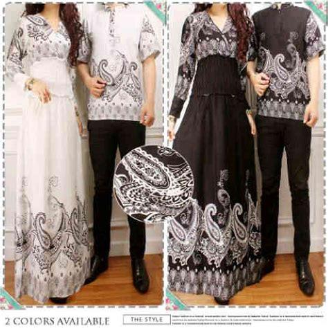 Elegan Putih Cp Batik Katun baju gamis cp909 busana muslim pesta batik