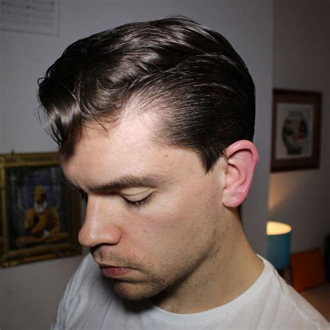 Pomade Elephant alex turner elephant s trunk hairstyle how to