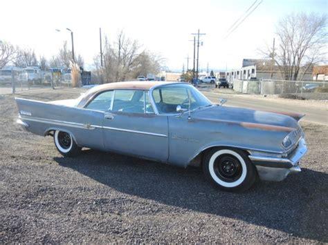 Chrysler 392 Hemi by 1958 Chrysler New Yorker 2 Door Hardtop Forward Look 392