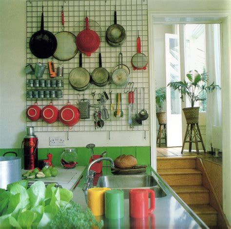 Kitchen Display Ideas by Peg Board Design Scouting