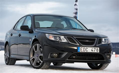 saab 9 3 turbo x technical details history photos on