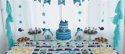 Whale Baby Shower Theme by Baby Whale Themed